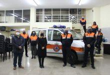 Ontinyent destaca en el Dia Internacional de Protecció Civil la tasca del voluntariat de l'agrupació durant la pandèmia