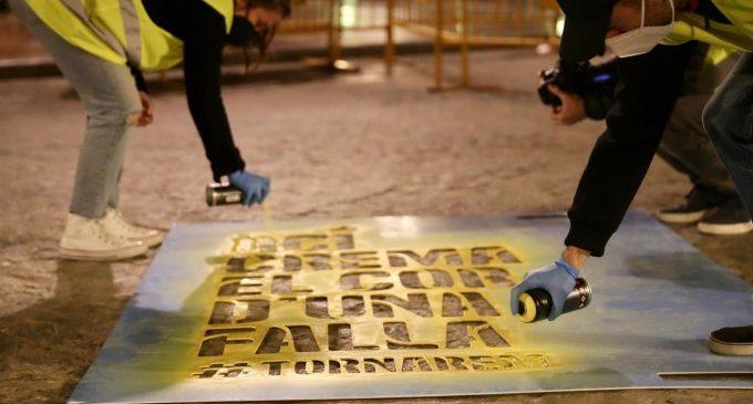 Les Falles eixiran al carrer en la segona quinzena d'agost
