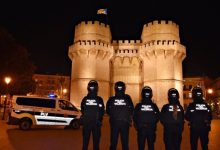 València apaga edificis i monuments en l'Hora del Planeta