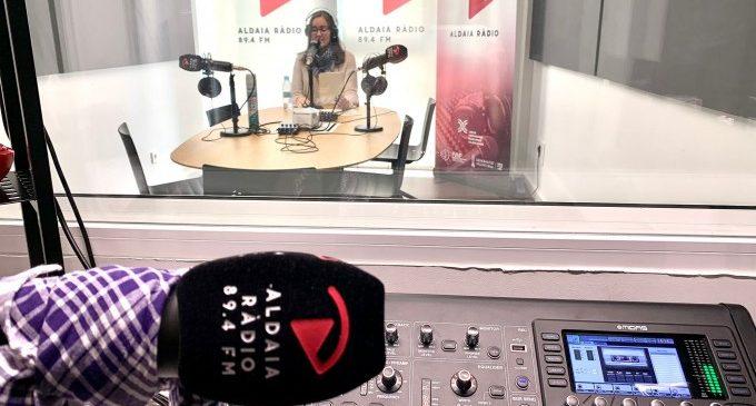 Aldaia Ràdio homenatja la Setmana Fallera a les ones