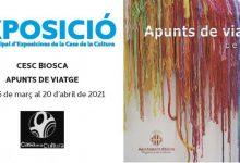 La Casa de la Cultura de Alzira presenta 'Apunts de viatge', una exposición bien tejida