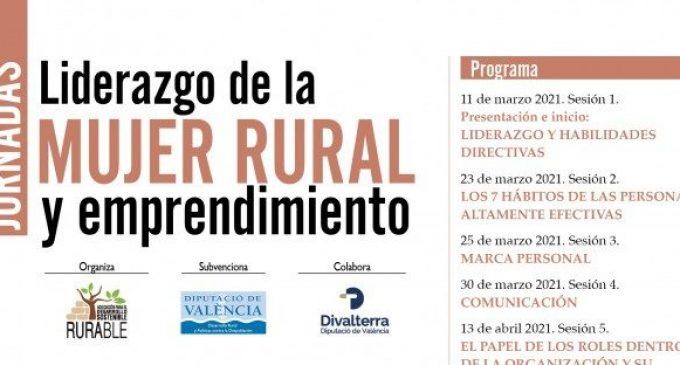 La Diputació impulsa les primeres jornades sobre emprenedoria i lideratge de la dona rural