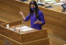 La diputada Ruth Merino, triada nova portaveu de Ciutadans en Les Corts Valencianes