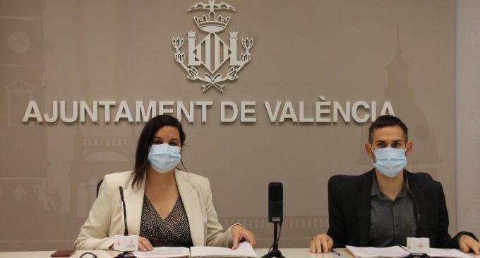 L'Ajuntament de València aprova diversos projectes per a recuperar zones històricament degradades