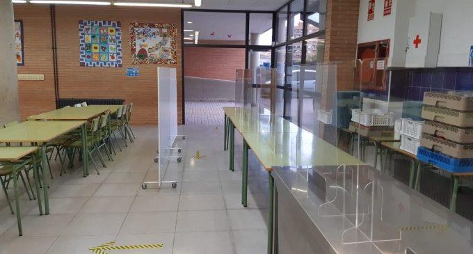 València augmenta en més de 200.000 euros el pressupost dedicat als monitors dels menjadors escolars municipals