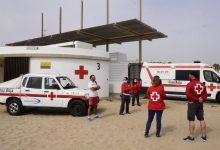 Balanç positiu del servici de salvament i socorrisme de les platges de València a Setmana Santa