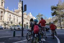 El uso de la bici en la ciudad de València aumenta entre las mujeres de 25 a 55 años