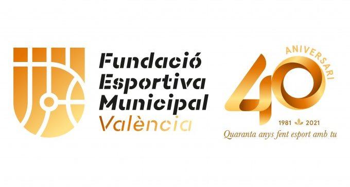 La Fundación Deportiva Municipal de València cumple 40 años
