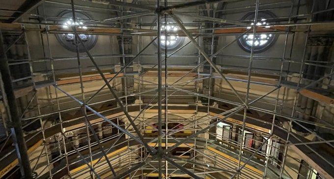 S'ultimen les obres de rehabilitació de la Casa Natalícia de Sant Vicent Ferrer