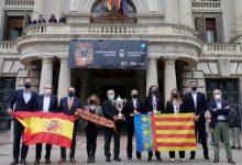 Ribó ha rebut les jugadores del València Basket després de la seua victòria en l'EuroCup Women