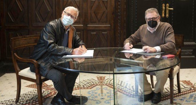 València i Torrent signen el consorci metropolità que gestionarà el nou refugi d'animals