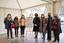 Arranquen hui les obres de reurbanització de la plaça Ciutat de Bruges de València