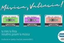 """València elabora """"la recopilación más grande de listas de música en valenciano"""""""