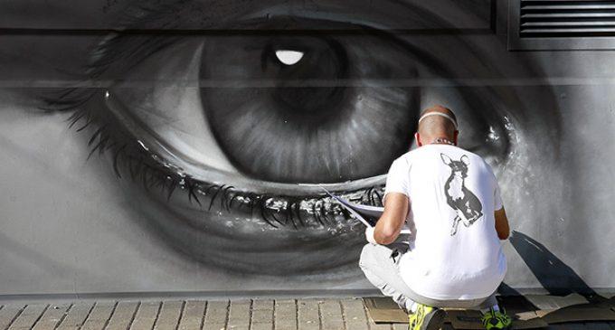 El concurs de grafitis de Puçol compleix deu anys