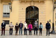 La diputada Mentxu Balaguer es reuneix amb el Fons Valencià per la Solidaritat