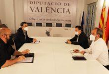 La Diputació col·laborarà amb el Memorial Democràtic de La Vall en projectes com l'exhumació de les fosses d'Albaida