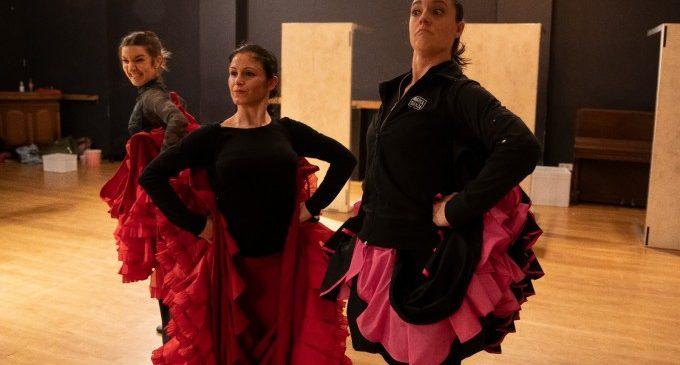 Rebel·lió, la nueva producción del Escalante, se instala en el Palau de les Arts para bailar contra la injusticia
