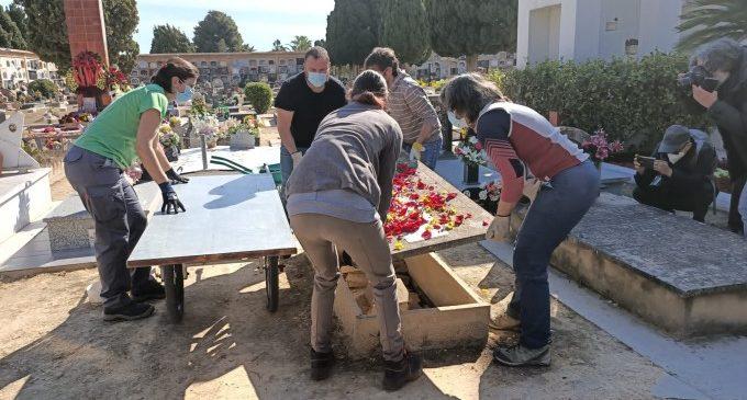 La Diputació busca a los familiares de 21 víctimas del franquismo cuyos restos han sido hallados en la fosa 63 de Paterna