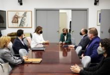 Quart de Poblet es reuneix amb el director general de Formació Professional per a avaluar la situació dels centres formatius del municipi