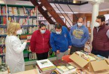 La Biblioteca de Sueca incorpora al seu fons llibres de Lectura Fàcil