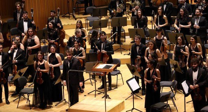 La Jove Orquestra de la Generalitat Valenciana celebra tres conciertos en València, Alicante y Teulada-Moraira