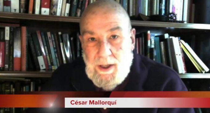 """César Mallorquí recomana als joves escriptors en la Biblioteca Valenciana """"paciència, perseverança i reflexió"""""""