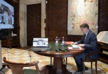 Ximo Puig trasllada el seu suport al sector del calçat davant el conflicte per la possible pujada d'aranzels dels EUA i planteja que puga rebre ajudes del Pla Resistir Plus