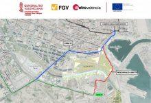 L'Autoritat Portuària de València finançarà part de la prolongació de la L10 de Metrovalencia des de Natzaret