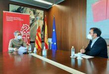 L' Agència Valenciana de Seguretat Ferroviària estrena nova identitat corporativa i ampliarà la seua plantilla amb cinc persones més
