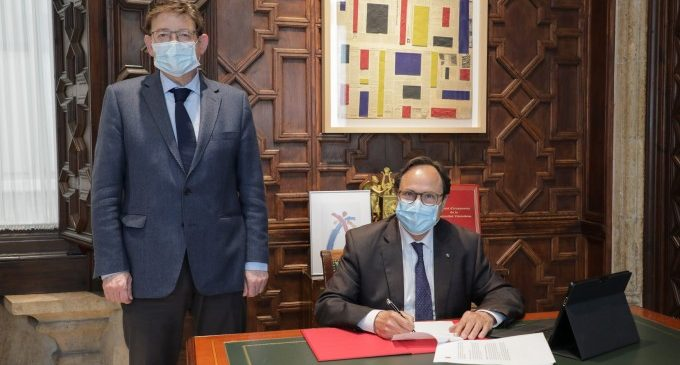 El convenio valenciano con Hacienda traerá 647 millones de euros para el Plan Resistir Plus