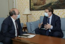 La reunión de Puig con Iceta prioriza la cogobernanza en las relaciones entre el Gobierno y las comunidades autónomas