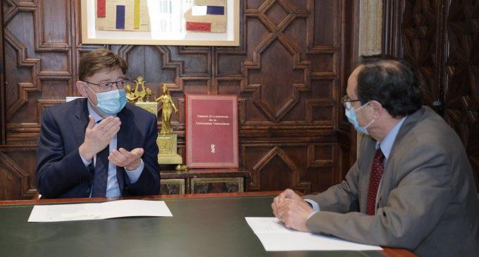 Soler: 'La Generalitat és ara part de la solució i no dels problemes dels valencians, com quan l'anterior govern no pagava als proveïdors'