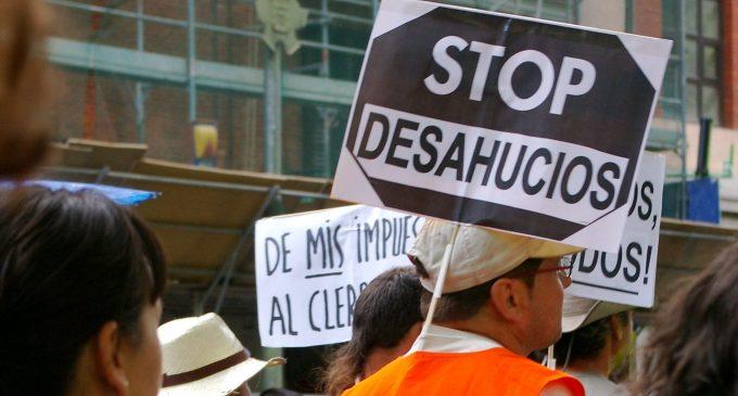 Nace la unidad valenciana antidesahucios con un canal de Whatsapp para ofrecer ayuda personalizada