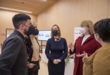 Presentació de la nova campanya de promoció lingüística de la Diputació 'Allà on naix la música'