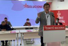"""Puig diu que el PSPV anirà a """"tots els debats"""" encara que assistisca Vox i que la renúncia al de la SER és una cosa """"excepcional"""""""