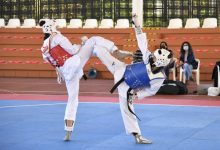 Bon paper de la representació paiportina en l'Autonòmic de Taekwondo celebrat a Paiporta