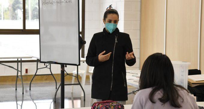 El Centre Jove  de Paiporta posa en marxa una aula d'estudi per a alumnat de secundària que va a classe en dies alterns