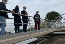 València invierte 125.000€ en la depuradora del Perellonet para cubrir el aumento de la población en verano