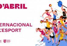 La Fundació Esportiva Municipal de València celebra el Dia Internacional de l'Esport