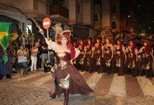 Catarroja celebra el Mig Any de la festividad de Moros y Cristianos