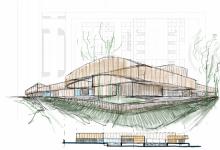 Presentat el nou projecte del col·legi Pla de la Mesquita de Xàtiva