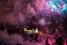 Cullera evoca les seues festes amb un concert extraordinari i un castell de focs