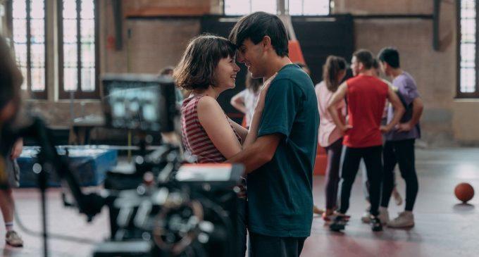 Carcaixent torna a ser escenari de pel·lícula amb Óscar Casas