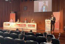 Ontinyent reivindica la importancia de los sindicatos en el V Congreso de CCOO de las Comarcas Centrales