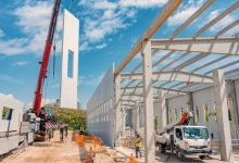 La Generalitat ejecuta las obras de construcción del depósito provisional de material móvil de la Línea 10 de Metrovalencia