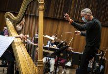 Alexander Liebreich dirigix a l'Orquestra de València a la Llotja amb un programa dedicat a l'etapa parisenca d'Iturbi