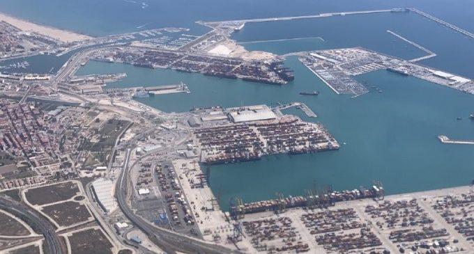 Una concentració demanarà aquest divendres la paralització de l'ampliació del Port de València