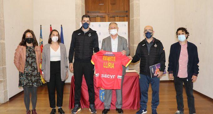 L'Ajuntament de Llíria ofereix una recepció a 'Los Hispanos'