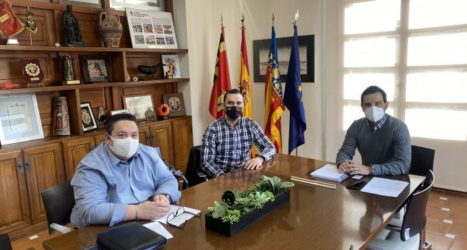 Paterna incorpora al sector del taxi en la seua segona convocatòria d'Ajudes Parèntesis