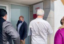 Massamagrell posa en marxa la nova base de la SAMU